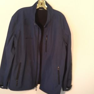 Men's Swiss Tech  Navy  blue Jacket  size XL/XG